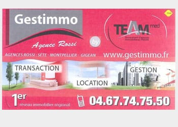 Agence Gestimmo Gigean
